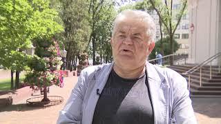 Заслуженный артист Беларуси Александр Кашперов  высказал свое мнение о происходящем в стране.