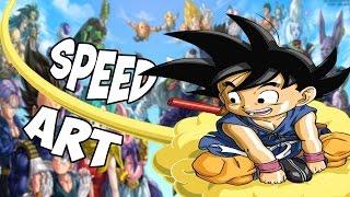 Speed Art #2 [ WALLPAPER SASUKE ]