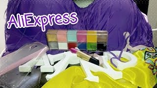 HAUL DE  ALIEXPRESS (HD)
