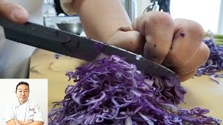 Video ASMR: Fast Precise Cutting Skills and Extremely Sharp Knife download MP3, 3GP, MP4, WEBM, AVI, FLV Januari 2018