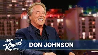 Don Johnson Got Stiffed by Donald Trump