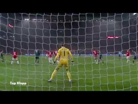 Manchester united and real madrid champions league full hd highlights | bbc sport