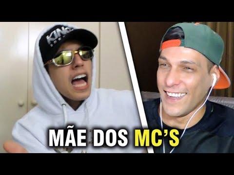 REACT MÃE DOS MC'S - Maneirando