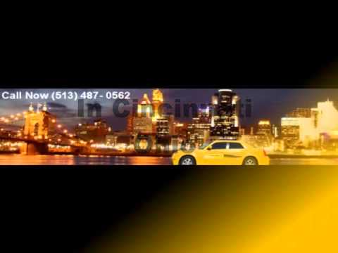 Cincinnati Ohio Yellow Taxi - local Cincinnati Taxi