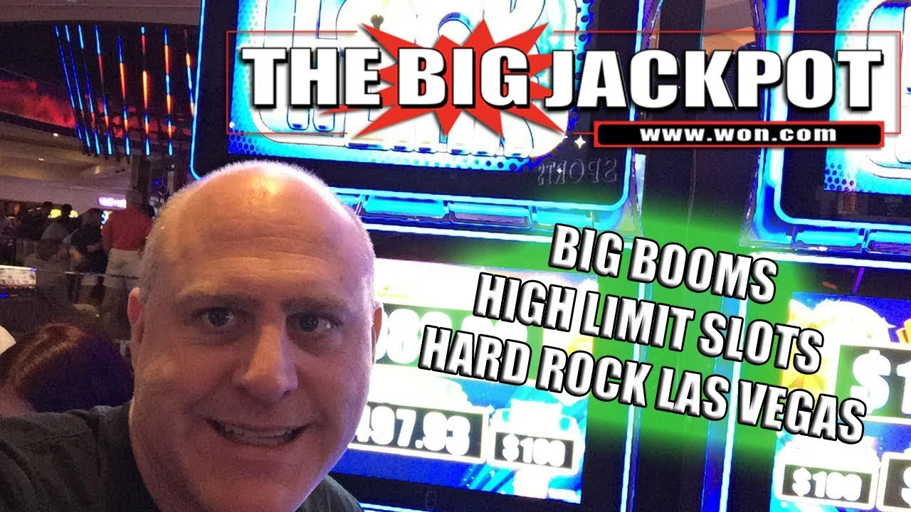 🔴Big Booms High Limit Slots Las Vegas Lock it Link💣 | The Big Jackpot