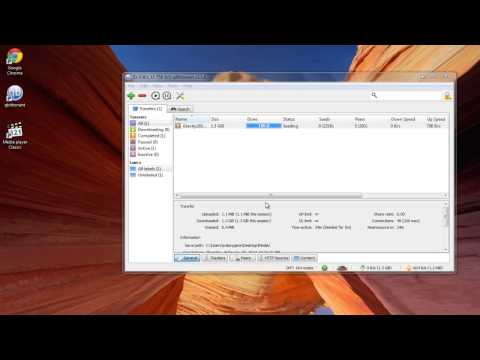 UPDATED 2014 Torrent Download Tutorial qBittorrent Torrent Downloader