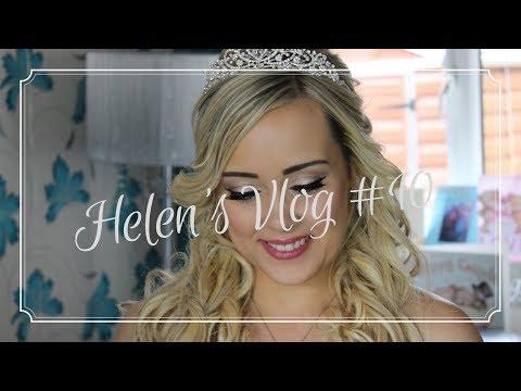 Client Wedding Vlog #10      ♡ Helen Pearson ♡