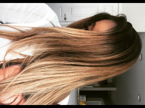 How To Do SUMMER Ombre Highlights | Laurasia Andrea
