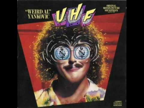 She Drives Like Crazy-Weird Al Yankovic