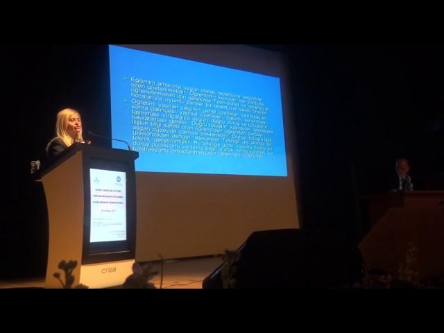 Doç. Dr. Pınar SOMAKÇI - Güzel Sanatlar Eğitiminde Çalgı Öğretimi