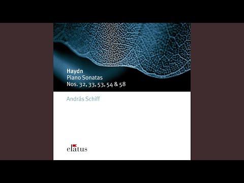 Haydn : Piano Sonata No.32 in G minor Hob.XVI, 44 : I Moderato