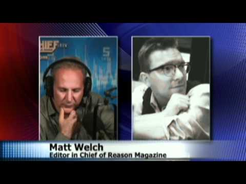 Peter Schiff Interviews Matt Welch Reason Magazine Editor-in-Chief 03-13-12