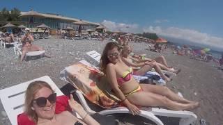 Travel to Abkhazia. Summer 2017