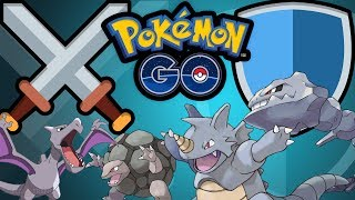 Die besten Attacken aller Gesteins-Pokémon | Pokémon GO Deutsch #306