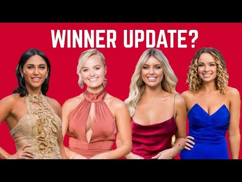 Bachelor Australia Winner Update