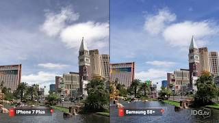 Samsung S8+ vs iPhone 7 Plus | Camera Shootout