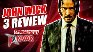 John Wick 3 Review // John Bartolo Show