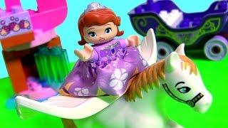 Sofias Magische Kutsche Disney Lego Duplo 10828