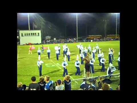 Fieldcrest High School Marching Band: Barnum Field Show