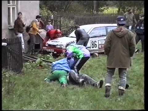 Rally crash