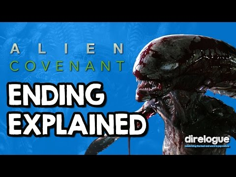Alien: Covenant Ending Explained | Direlogue