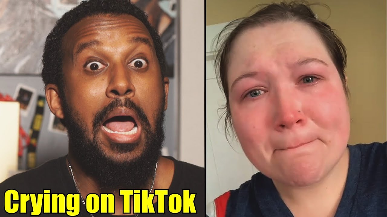 Download GHOSTED & DUMPED. Woman loses it on TikTok