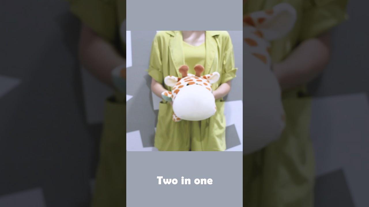 2 in 1 #Magic Doll