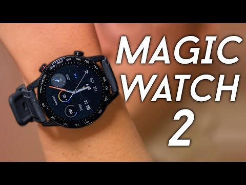 Honor Magic Watch 2 Review - BUDGET Smartwatch With Long Battery Life And AOD from YouTube · Duration:  4 minutes 7 seconds