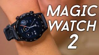Honor Magic Watch 2: Best smartwatch battery life?!