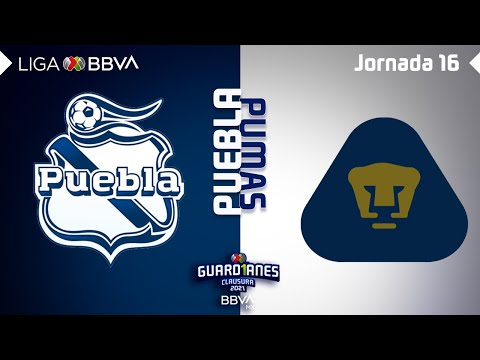 Puebla U.N.A.M. Pumas Goals And Highlights