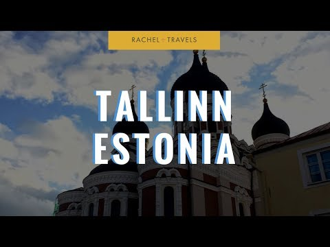 How to Do Tallinn, Estonia | Travel Guide Vlog