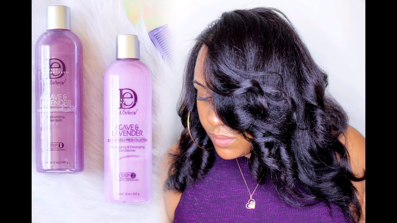 How To Slay Your Silk Press On Natural Hair WITHOUT Heat
