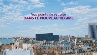 Nouveau régime Agirc-Arrco : Vos points de retraite dans le nouveau régime