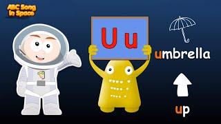 Video English Alphabet Letters & Phonics Flashcards in Space: Mission UVWXYZ download MP3, 3GP, MP4, WEBM, AVI, FLV Juli 2018