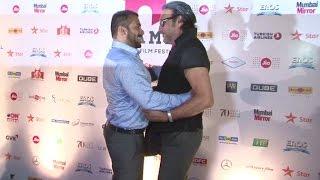 Salman Khan & Jackie Shroff