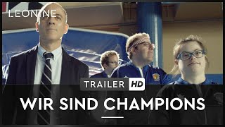 WIR SIND CHAMPIONS | TRAILER | Deutsch | Offiziell | HD | Kinostart: 20. September 2018