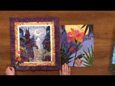 Creating an Art Quilt | National Quilters Circle