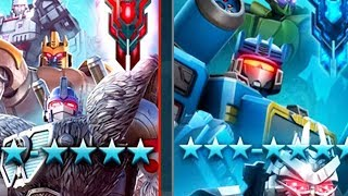TRANSFORMERS: Forged to Fight - Superior / Optimus Primal Crystals Opening