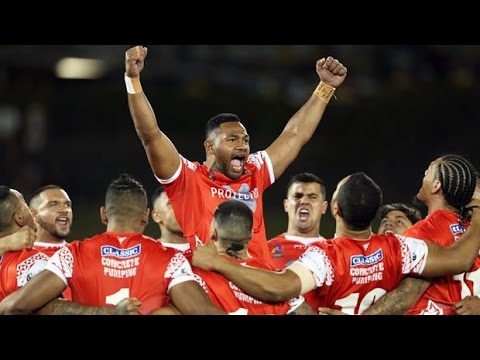 Tonga vs Cook Islands -  Rugby League World Cup Qualifier Highlights