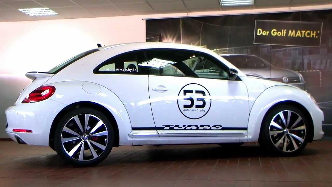 volkswagen beetle 2 0 tsi sport dsg leder navi 19 zoll pure white cm611164. Black Bedroom Furniture Sets. Home Design Ideas