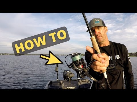 How To Cast A Spinning Rod & Reel For Beginners