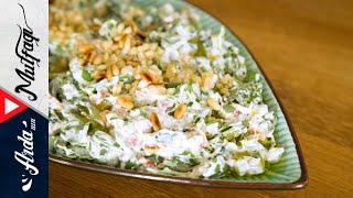 Buğdaylı Semizotu Salatası - Arda'nın Mutfağı