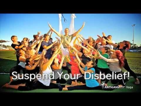 AntiGravity® Aerial Yoga - Teacher Training Testimonials From Australia