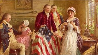 Who is Betsy Ross?