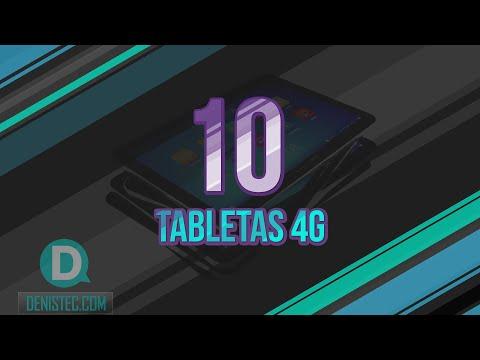 ✅ 10 Tabletas CON CHIP/SIM 4G LTE    Recomendación   DenisTEC