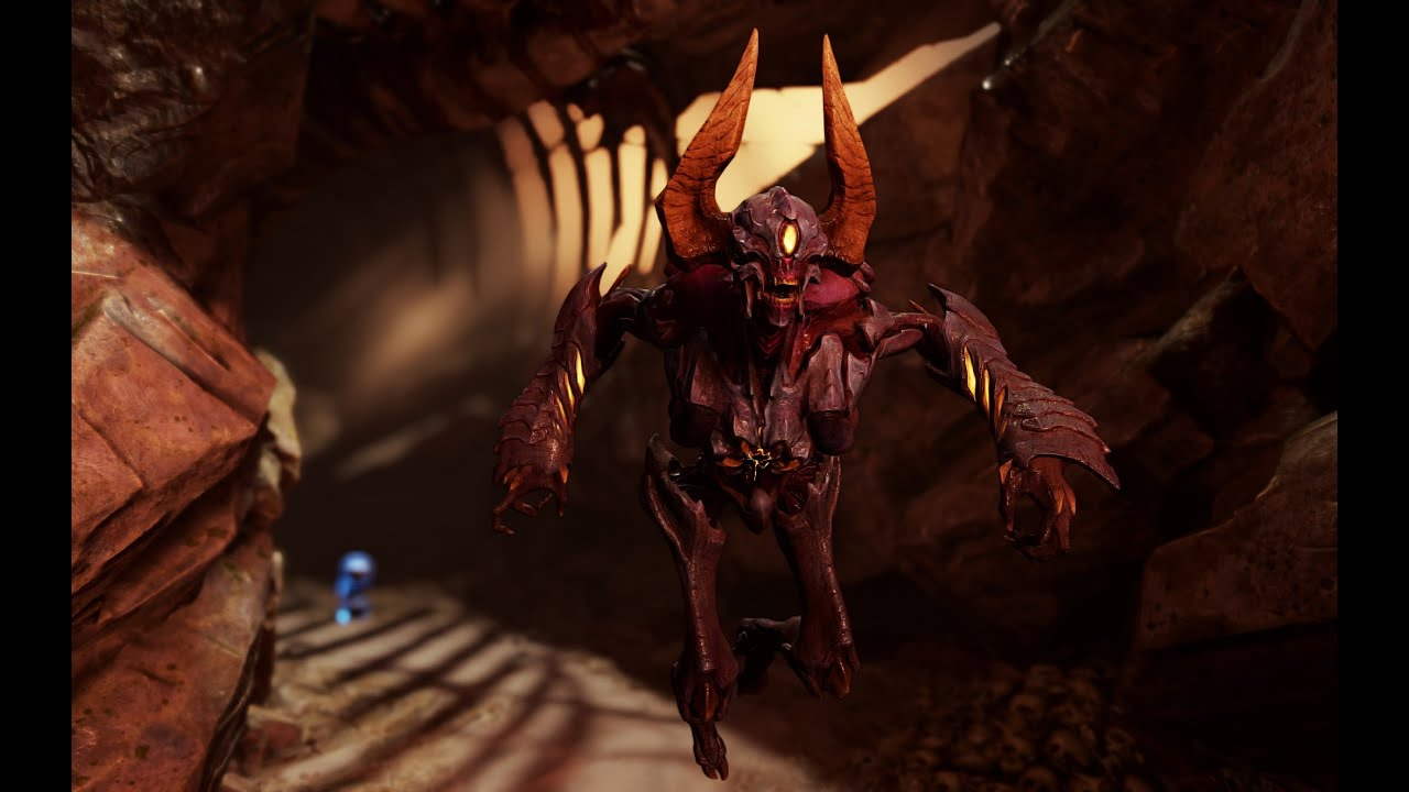 Newest 'Doom' Multiplayer Update Arrives On July 29 - But Is Anyone
