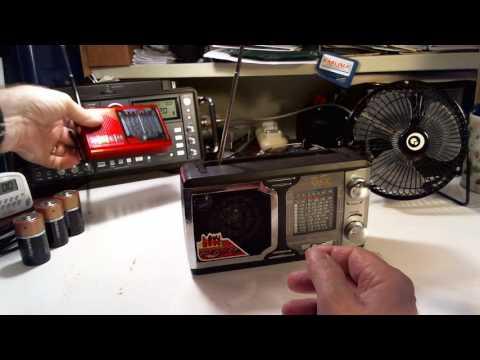 TRRS #1265 - QFX R-14 AM/FM/Shortwave Radio - Update
