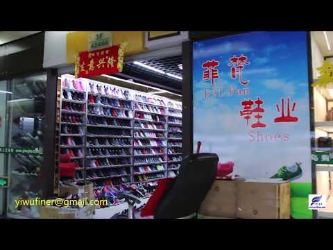 Shoes Wholesale Market In Yiwu Market