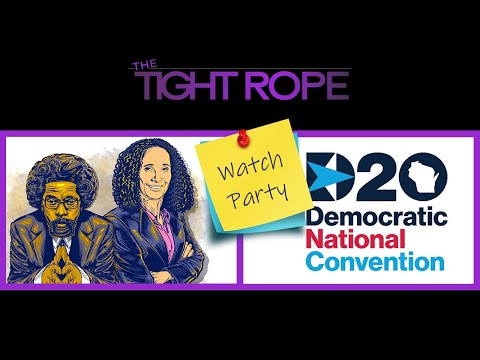The Tight Rope #DemConvention Watch Party Ro Khanna Zephyr Teachout Howie Hawkins