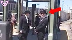 Real Men in Black Sightings Caught on Camera